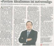 Artikel Acher Rench Zeitung Stadt Oberkirch IHK on the Road